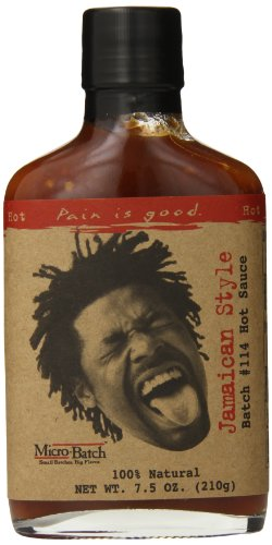 Salsa Picante Extrema - Pain Is Good Batch # 114 Jamaican Hot Sauce