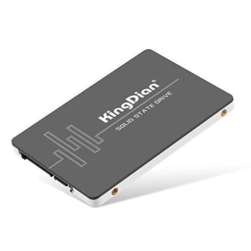 KingDian 60GB 120GB 240GB 480GB 1TB 2TB 2.5IN SATAIII 3D NAND SSD Solid State Drive(S280 1TB)