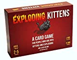 Exploding Kittens Card Game - Family-Friendly Party Games - Card Games for Adults, Teens & Kids (Toy)