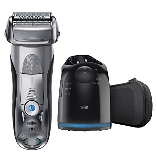 Braun Series 7 790cc Electric Razor for Men, Rechargeable and Cordless...