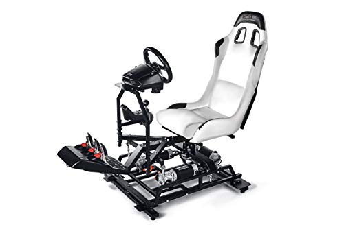 DOF Reality Plataforma simuladora de Movimiento Completo P3 (3 Ejes de Movimiento) Vuelo, Cabina de...