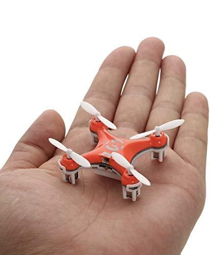 CX-10 Mini Droni Quadricottero | Giroscopio a 6 assi con modalit senza testa | Flip a 360 gradi e...