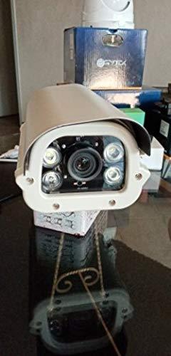 Telecamera IP lettura targhe zoom 5-50mm Telecamera lettura targa attacco POE - card slot interna micro sd registrazione