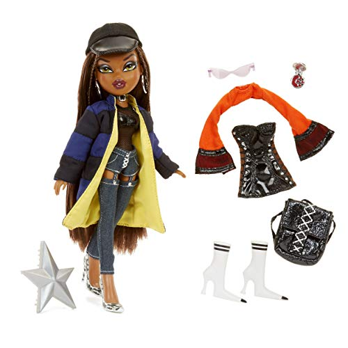 Bratz Collector Doll – Sasha, Multicolor (554684)