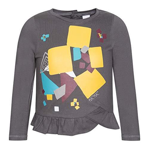 Tuc Tuc Camiseta Punto Media NIÑA, Marrón (Marrón 15), 4 años (Tamaño del Fabricante:4A) para Niñas
