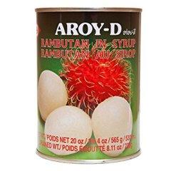 Aroy-D Rambutan In Syrup 20 oz
