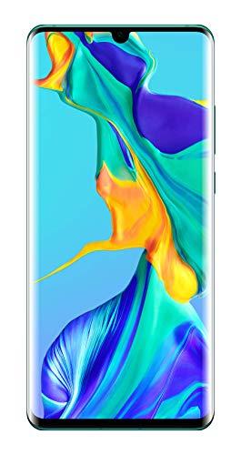 Huawei P30 Pro Smartphone débloqué 4G (6,47 pouces - 8/256 Go - Double Nano SIM - Android 9) Bleu aurora