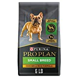 Purina Pro Plan High Protein Small Breed Dog Food, Chicken & Rice Formula - 6 lb. Bag