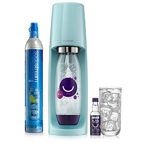 SodaStream Sparkling Water Maker Limited Edition Bundle (Icy...