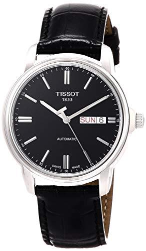Tissot Herren-Armbanduhr Analog Automatik Leder T065.430.16.051.00