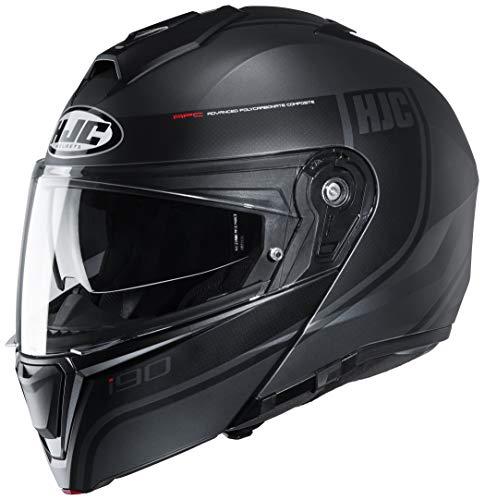 HJC i90 Modular Motorcycle Helmet Davan MC5SF Large