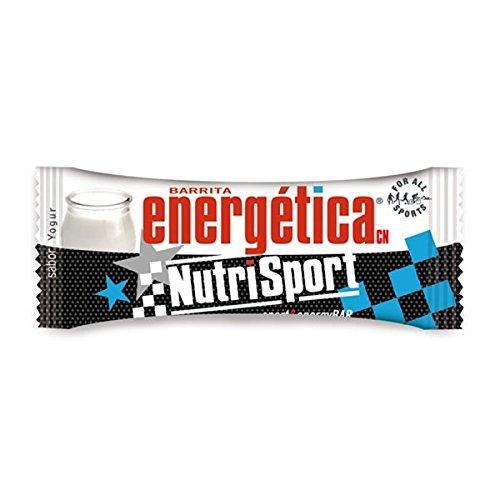 Nutrisport Barrita Energética 24 x 44g Yogurt