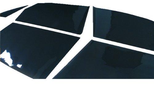TRUE LINE Automotive Precut Window Tint Kit for Ford Escort ZX2 2 Door Coupe 1998 1999 2000 2001 2002 2003