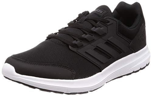 adidas Men's Galaxy 4 Running Shoes, Black (Core Black/Core Black/Core Black Core Black/Core Black/Core Black), 11 UK