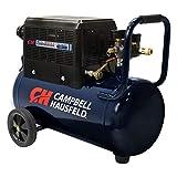 Campbell Hausfeld 8 Gallon Portable Quiet Air Compressor w/Shroud (AC080510)