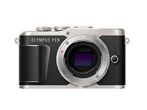 OLYMPUS ミラーレス一眼カメラ PEN E-PL9 ボディー ブラック