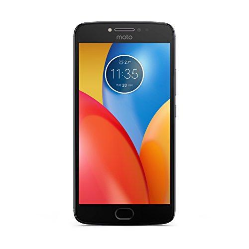 "Motorola moto e⁴ plus Moto E4 Plus 14 cm (5.5"") 3072 GB 16 GB 4G Grigio 5000 mAh"