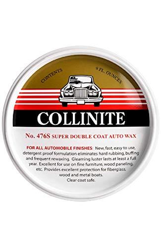Collinite Super Doublecoat Auto-Wax, 9 fl oz / 266 ml