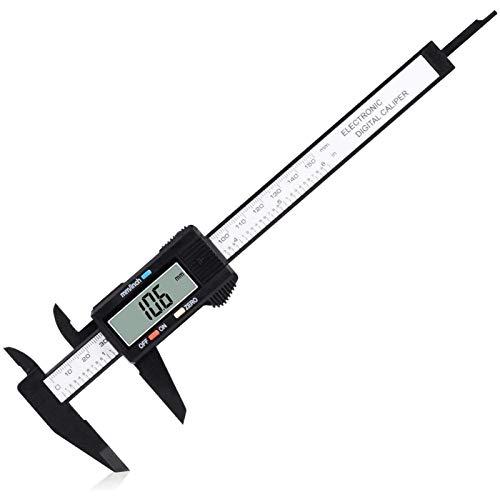 Digital Caliper, Adoric 0-6' Calipers Measuring...