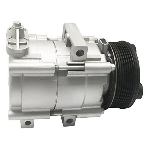 RYC Remanufactured AC Compressor and A/C Clutch EG149
