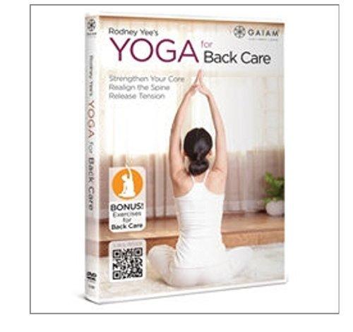 Rodney Yee\'s Yoga For back care DVD - Region 0 Worldwide by Rodney Yee