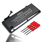 A1322 New Laptop Battery for MacBook Pro 13' A1322 A1278 (Mid 2009,Mid 2010,Early 2011,Late 2011,Mid 2012);661-5229 020-6547-A 661-5557 MB990LL/A MB991LL/A MC374LL/A MC700LL/A --12 Months Warranty