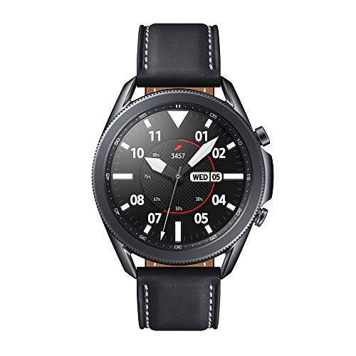 SAMSUNG Galaxy Watch3 - Smartwatch de 45mm, Bluetooth, Reloj...