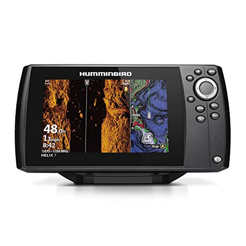 Humminbird Helix 7 Chirp Mega SI GPS G3N Ethernet Echolot Fi