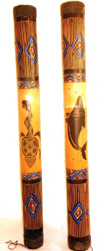 Bastone della pioggia in bamb, 60cm