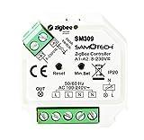 Samotech Zigbee Switches, SM308, SM309, MS104Z (1-Pack SM309 Zigbee Dimmer Switch 400W)