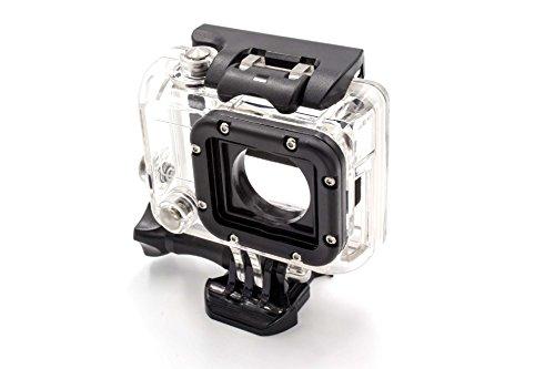 Custodia Impermeabile Subacquea per fotocamera GoPro Hero 3, 3+