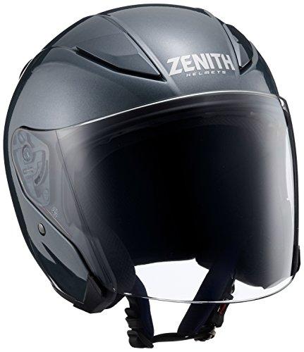 ヤマハ(YAMAHA) バイクヘルメット ジェット YJ-20 ZENITH アンスラサイト Sサイズ(55-56cm) 90791-2347W