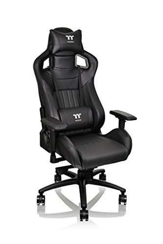 CADEIRA GAMING TT XF100/BLACK/FIT SIZE/4D/75MM GC-XFS-BBMFDL-01 Thermaltake, GC-XFS-BBMFDL-01, Outros componentes