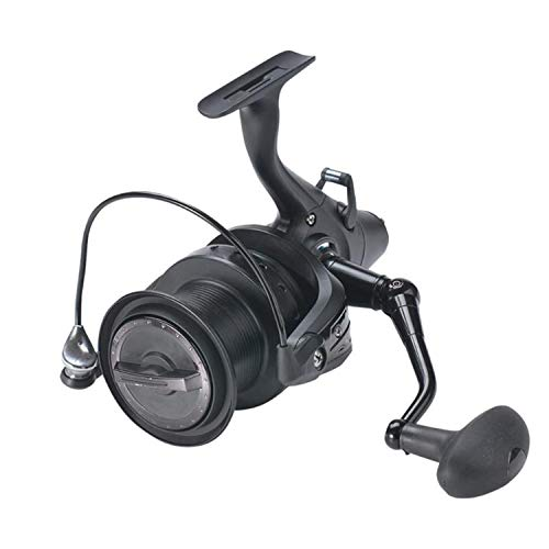 NA Mulinello da pesca in metallo Okuma anteriore posteriore freno forza di scarico spinning Shimano Fish Reel Wheel BB Ball Carretilha Pesca Acesorios, Colore 196., 6000 Series