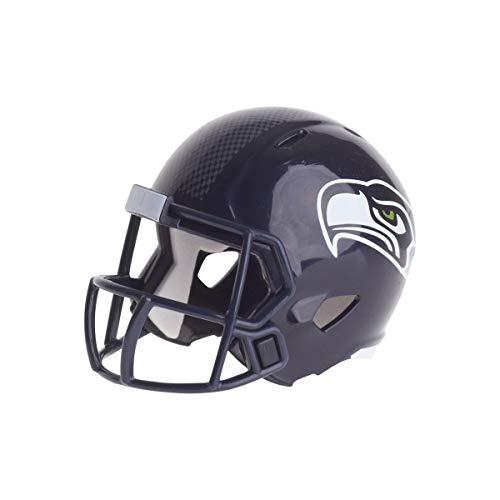 Riddell Seattle Seahawks Mini-Speed Pocket Pro Micro/Kamerahandys/Football Helm