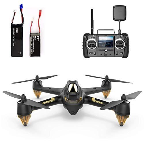 HUBSAN H501S X4 PRO Brushless FPV Droni Quadricotteri GPS Fotocamera 1080P HD 5.8Ghz Headless Follow...