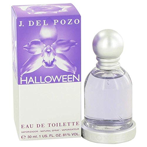 Halloween By Jesus Del Pozo For Women. Eau De Toilette Spray...
