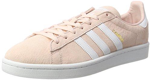 adidas Campus W, Zapatillas para Mujer, Rosa (Icey Pink/Footwear White/Crystal White), 40 EU