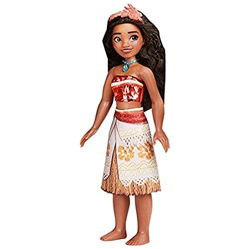 Disney Princess Muñeca Vaiana Brillo Real (Hasbro F0907ES6)