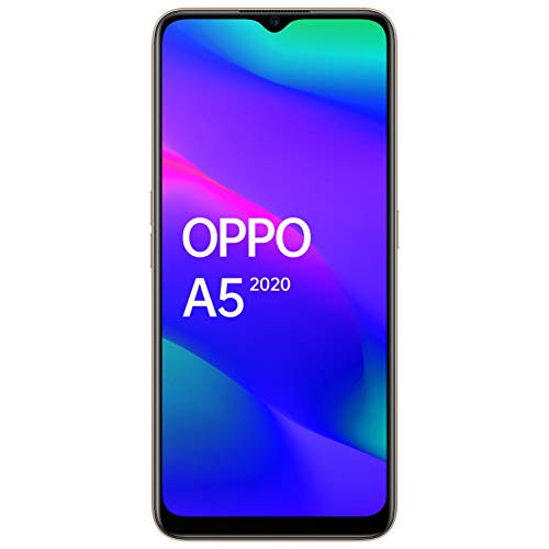 OPPO A5 2020 (Dazzling White, 4GB RAM, 64GB Storage) with No Cost EMI/Additional Exchange Offers 1