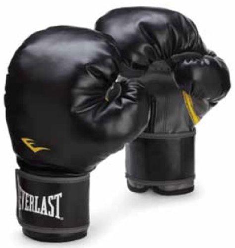 Everlast 12 oz Classic Boxing Training Gloves - Black