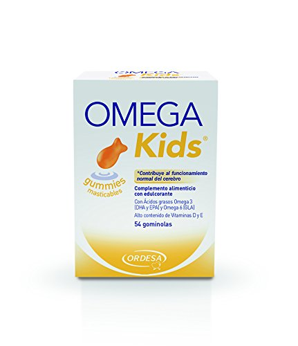Ordesa Omegakids Gummies Masticables- 54 Unidades - El Omega