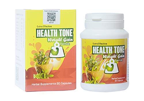 GIMA Extra Effective Health Tone Ayurvedic Weight Gain -90 Capsules