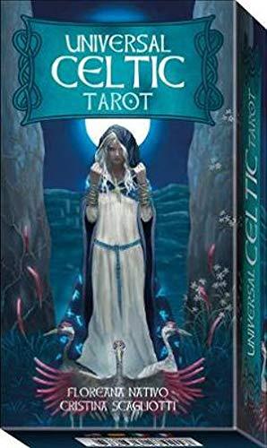 Nativo, F: Universal Celtic Tarot (Tarot Cards)