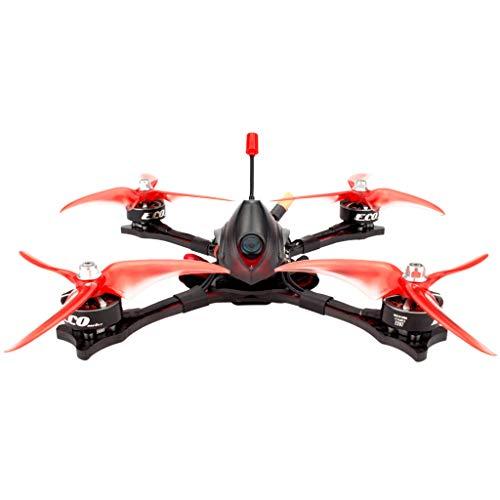 Sixcup Emax 5 Pollici Hawk 5 Sport RC Racing Drone FPV Fotocamera Eco 2207 Motore 35 a F4 ESC RC Telecomando da Corsa, Motore Senza spazzole, Flight Controller BNF per Bambini Adulti Principianti, a