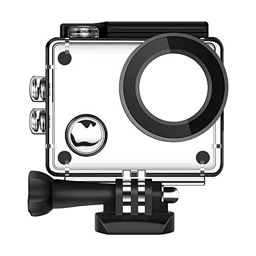 Crosstour Action Camera Custodia impermeabile per CT7000/CT8500/CT9000 (WP10)