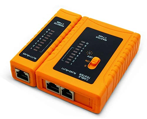 iMBAPrice - RJ45 Network Cable Tester for Lan...