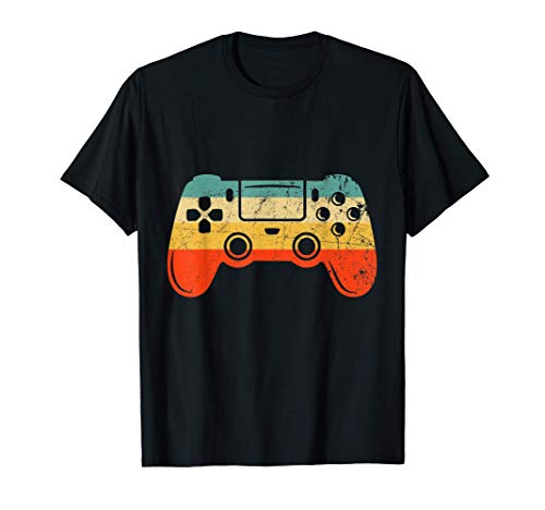 Retro Perfect Gaming Video Game Vintage 70s Style Gift T-Shirt