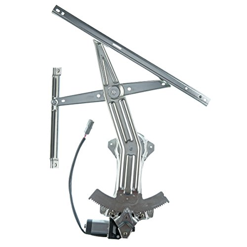 A-Premium Power Window Regulator and Motor Assembly Replacement for Ford Mustang 1994-2004 Front Right Passenger Side