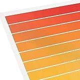 The Really Useful CMYK Colour Chart - 1025 échantillons de Couleurs CMJN...